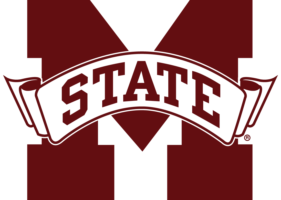 Mississippi State Bulldogs 2004-2008 Primary Logo iron on transfers for clothing
