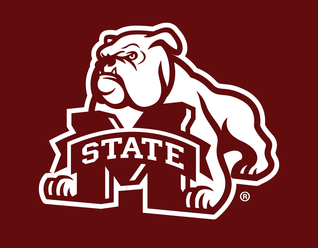 Mississippi State Bulldogs 2009-Pres Alternate Logo v4 iron on transfers for clothing