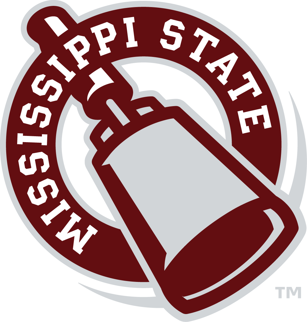 Mississippi State Bulldogs 2009-Pres Alternate Logo v7 iron on transfers for clothing