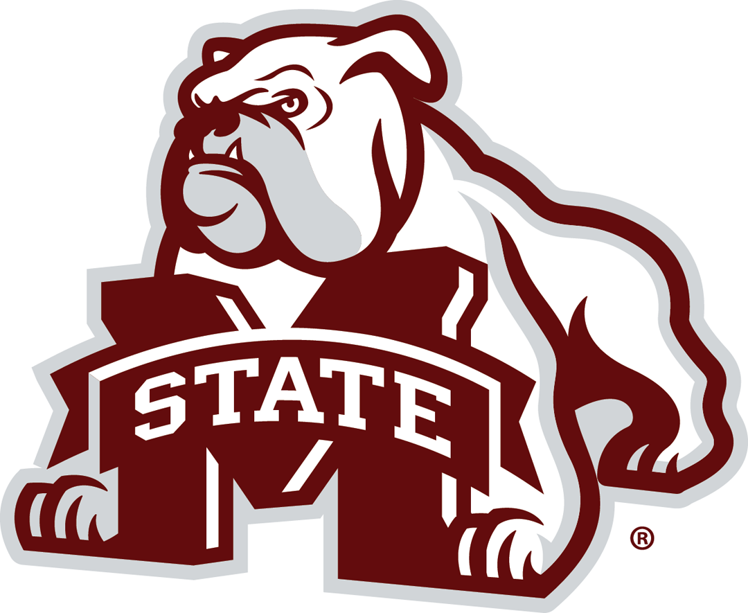 Mississippi State Bulldogs 2009-Pres Secondary Logo iron on transfers for clothing