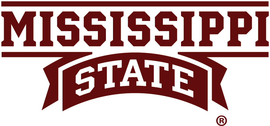 Mississippi State Bulldogs 2009-Pres Wordmark Logo iron on transfers for clothing