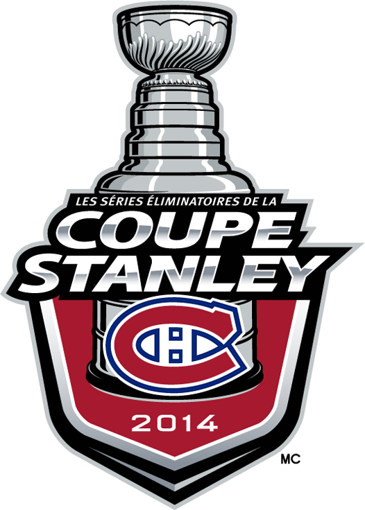 Montreal Canadiens 2014 Event Logo iron on transfers for clothing