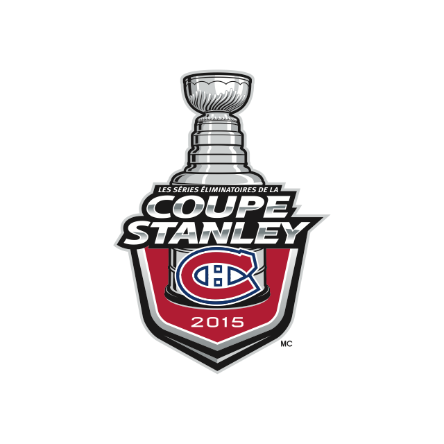 Montreal Canadiens 2015 Event Logo iron on transfers for clothing