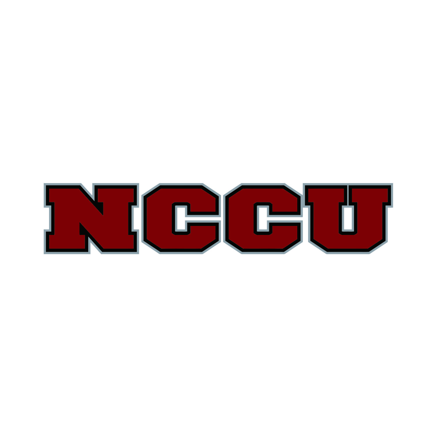 NCCU Eagles 2006-Pres Wordmark Logo iron on transfers for clothing