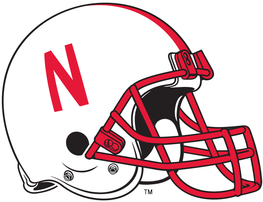 Nebraska Cornhuskers 0-Pres Helmet Logo iron on transfers for clothing