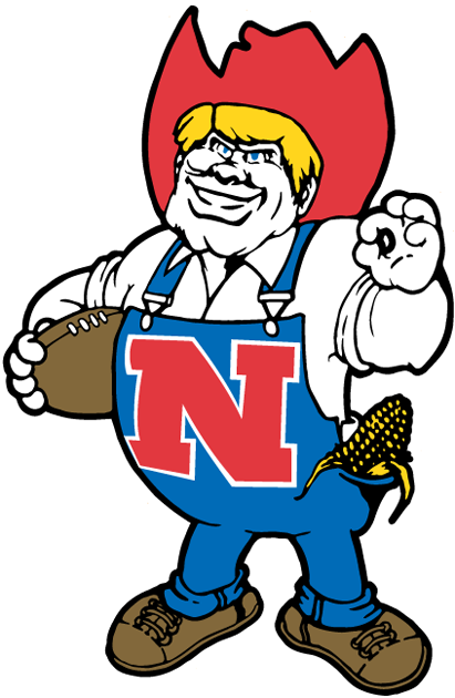 Nebraska Cornhuskers 1974-2003 Mascot Logo iron on transfers for clothing