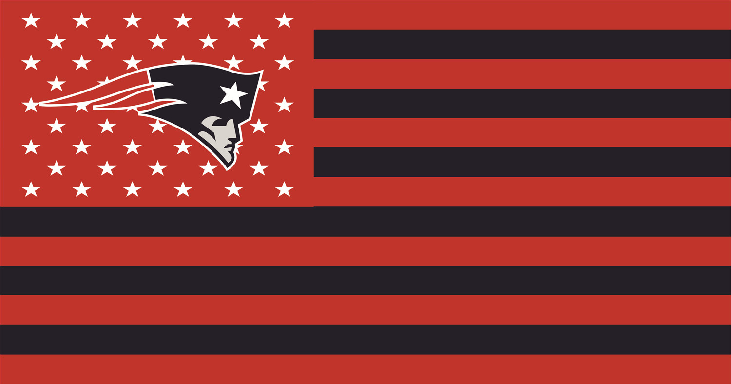 New England Patriots Flags iron on transfers
