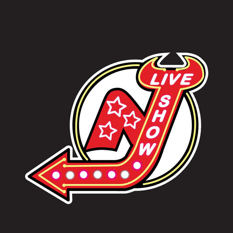 New Jersey Devils Entertainment logo iron on transfers