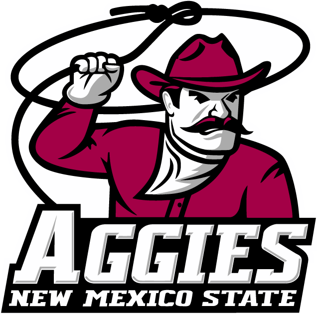 New Mexico State Aggies 2006 Primary Logo iron on transfers for clothing