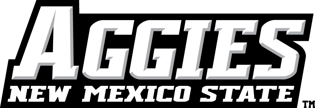 New Mexico State Aggies 2006-Pres Wordmark Logo iron on transfers for clothing