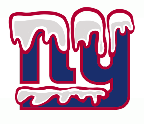 New York Giants Canadian Logos iron on transfers