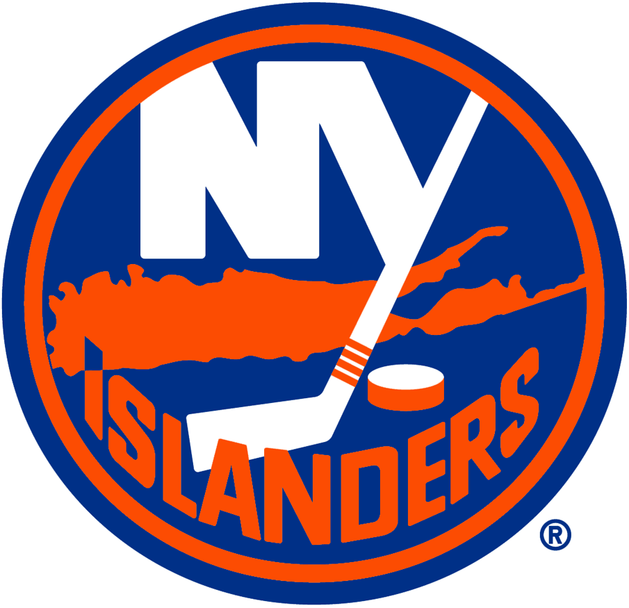 New York Islanders 2017-Pres Primary Logo iron on transfers for clothing
