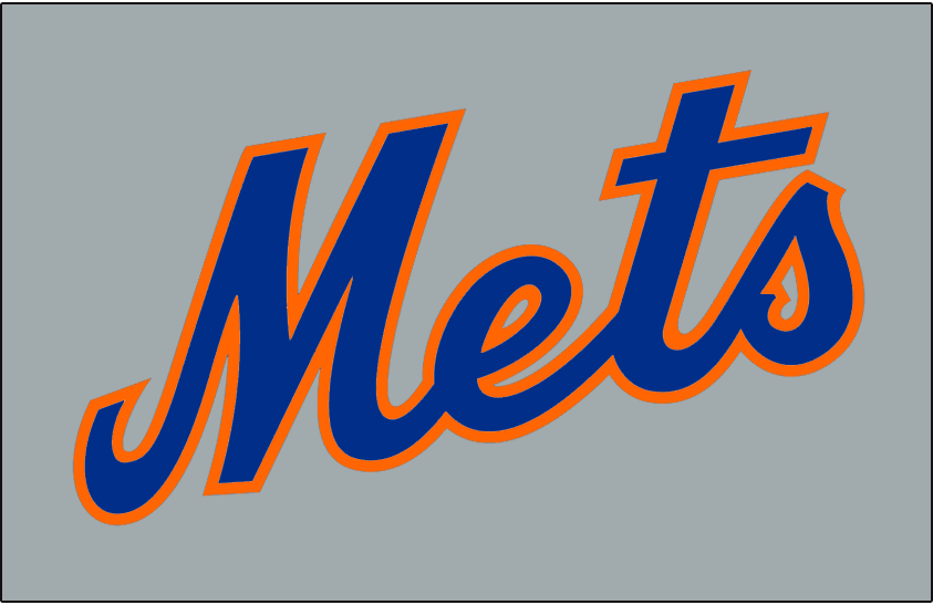 New York Mets 1974-1986 Jersey Logo iron on transfers for clothing