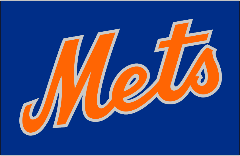 New York Mets 1982 Jersey Logo iron on transfers for clothing