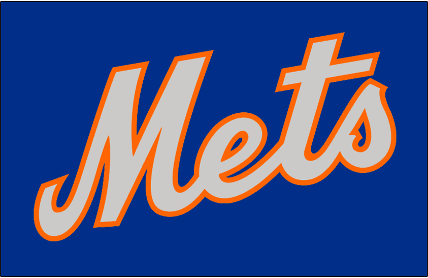 New York Mets 1983-1984 Jersey Logo iron on transfers for clothing