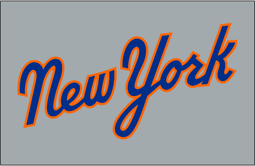 New York Mets 1987 Jersey Logo iron on transfers for clothing