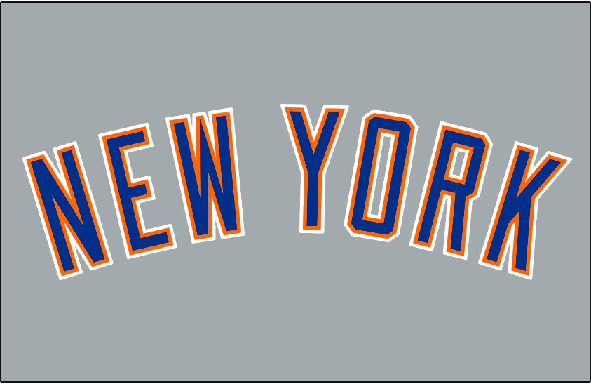 New York Mets 1988-1992 Jersey Logo iron on transfers for clothing