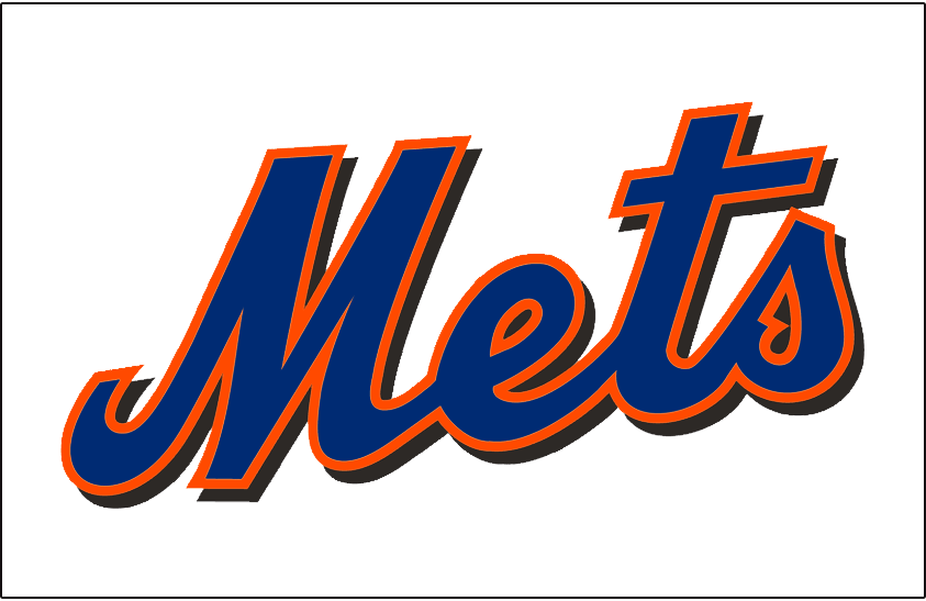 New York Mets 1998-2011 Jersey Logo iron on transfers for clothing