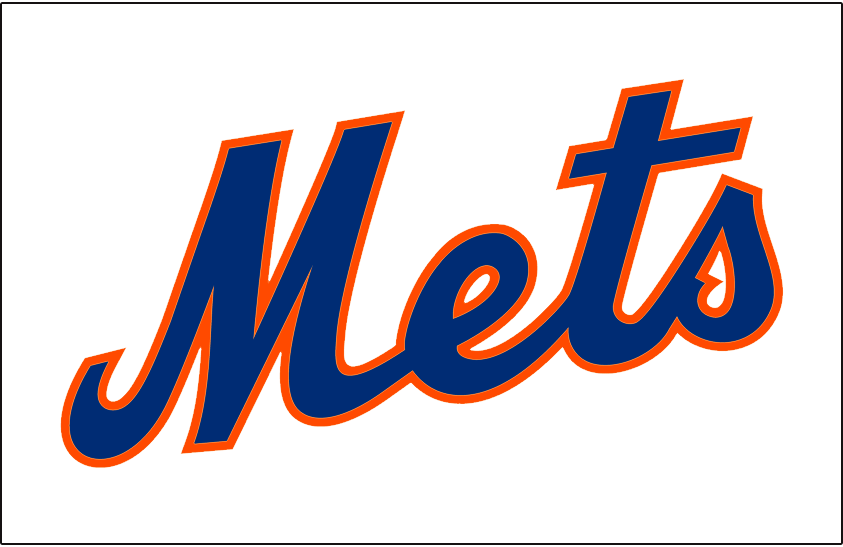 New York Mets 2012-2014 Jersey Logo iron on transfers for clothing