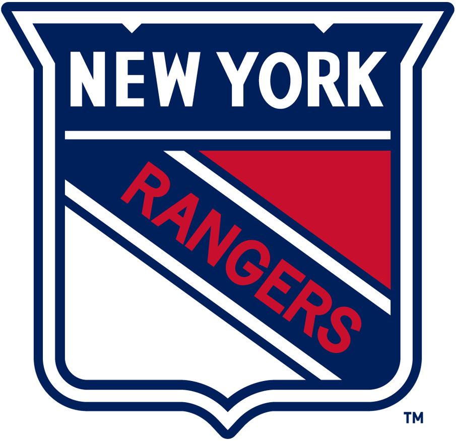 New York Rangers 1947-1952 Primary Logo iron on transfers for clothing
