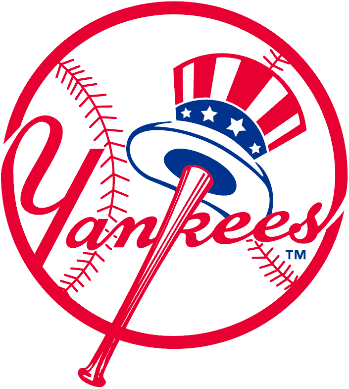 New York Yankees 1968-Pres Primary Logo iron on transfers for clothing...