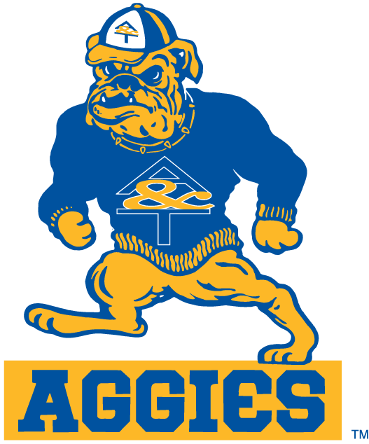 North Carolina A&T Aggies iron ons