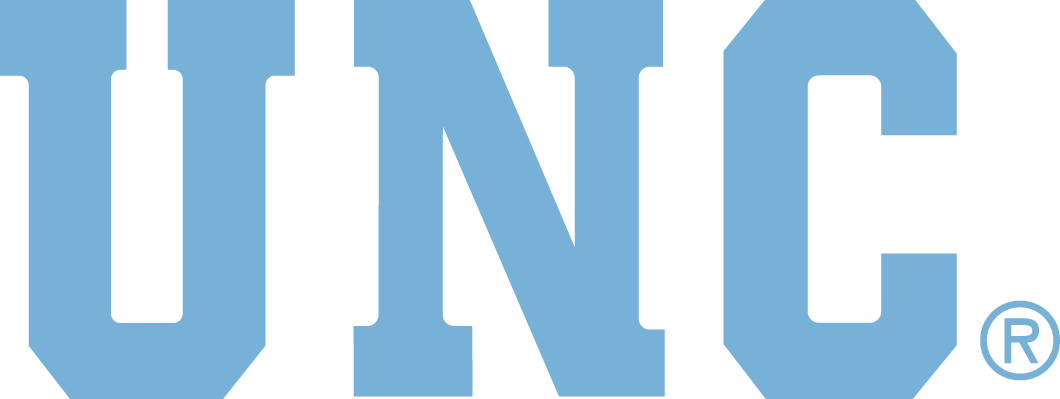 North Carolina Tar Heels 2015-Pres Wordmark Logo v15 iron on transfers for clothing