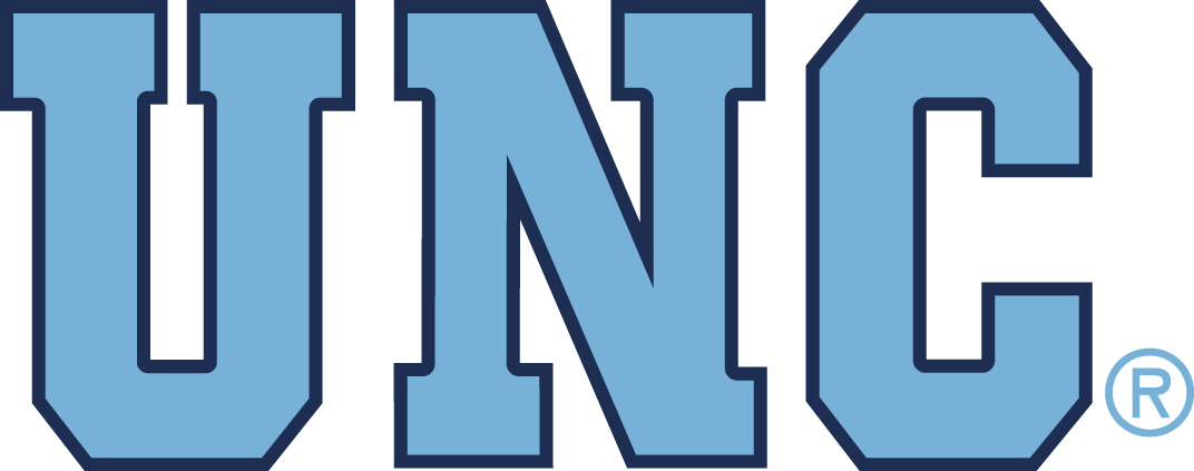 North Carolina Tar Heels 2015-Pres Wordmark Logo v16 iron on transfers for clothing