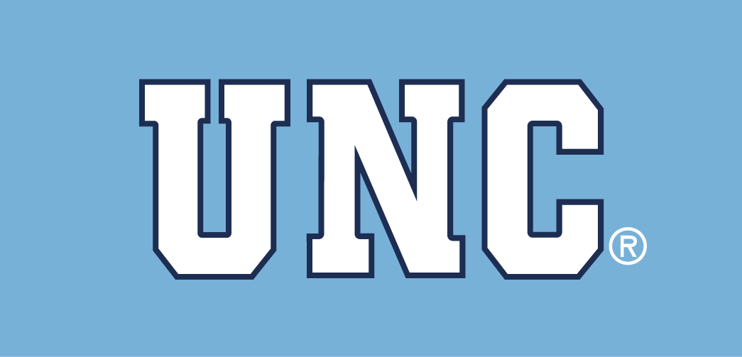 North Carolina Tar Heels 2015-Pres Wordmark Logo v18 iron on transfers for clothing