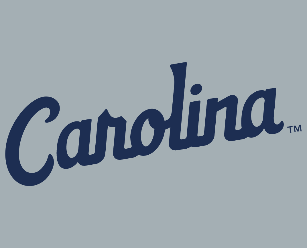 North Carolina Tar Heels 2015-Pres Wordmark Logo v8 iron on transfers for clothing