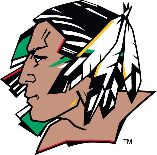 North Dakota Fighting Sioux iron ons