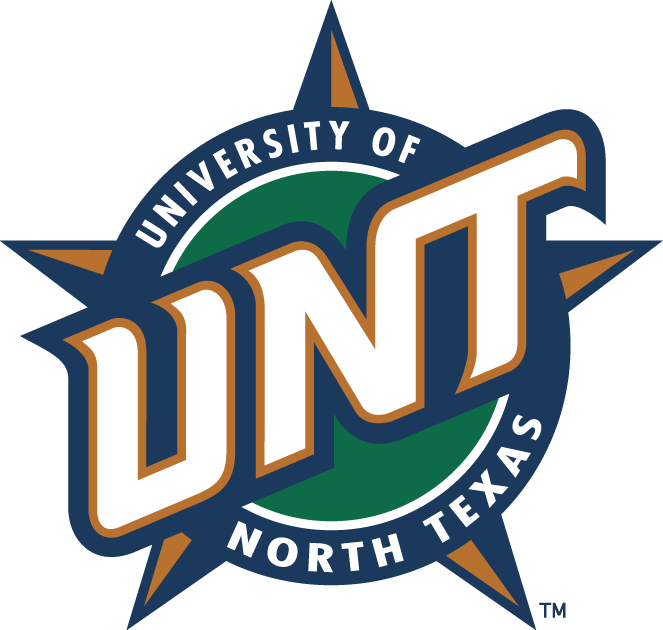 North Texas Mean Green 1995-2004 Secondary Logo v2 iron on transfers for clothing