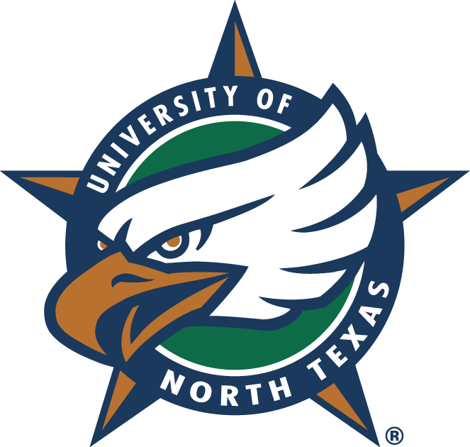North Texas Mean Green 1995-2004 Secondary Logo iron on transfers for clothing