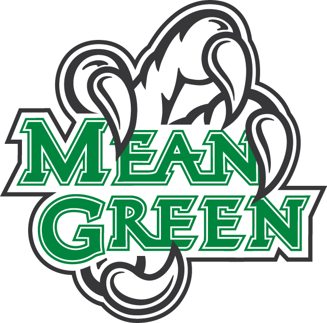 North Texas Mean Green 2005-Pres Alternate Logo v2 iron on transfers for clothing