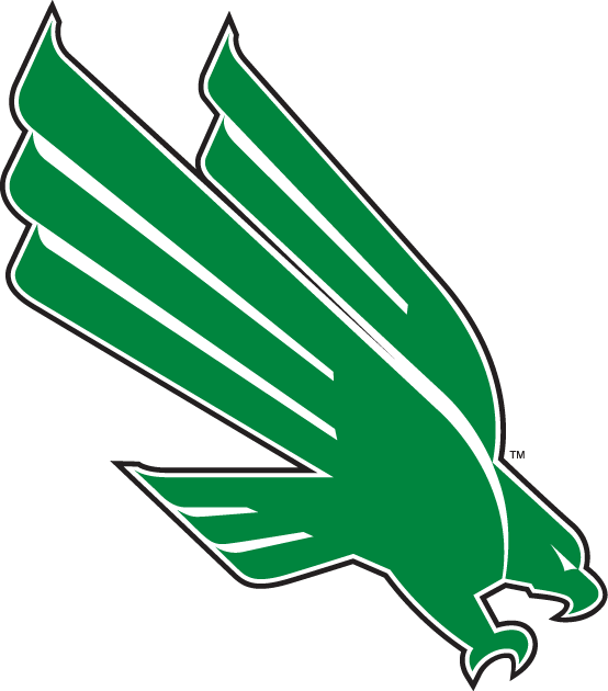 North Texas Mean Green 2005-Pres Alternate Logo v3 iron on transfers for clothing