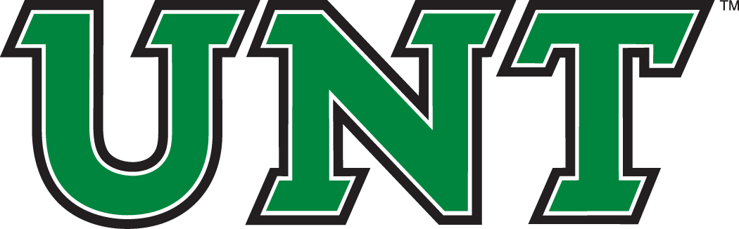 North Texas Mean Green 2005-Pres Wordmark Logo iron on transfers for clothing