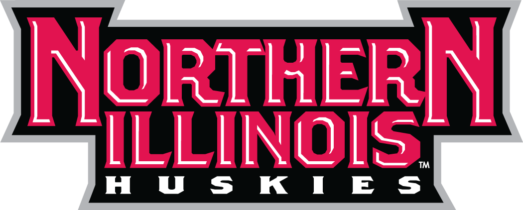 Northern Illinois Huskies 2001-Pres Wordmark Logo v2 iron on transfers for clothing