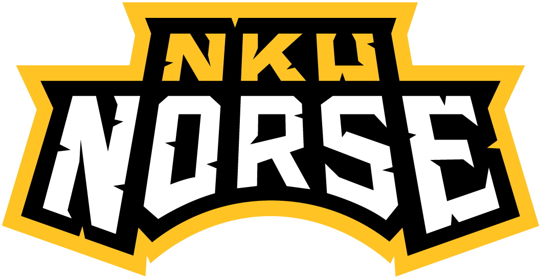Northern Kentucky Norse 2005-Pres Wordmark Logo iron on transfers for clothing