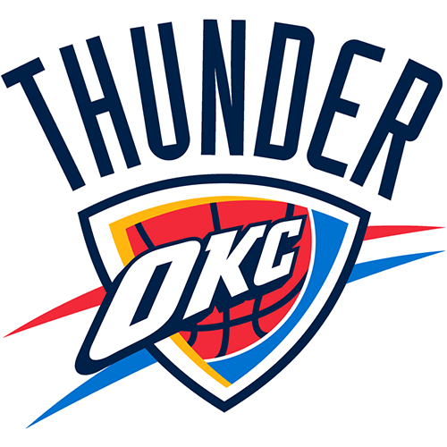 Oklahoma City Thunder iron ons
