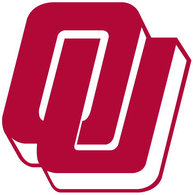 Oklahoma Sooners 1982-1995 Primary Logo iron on transfers for clothing