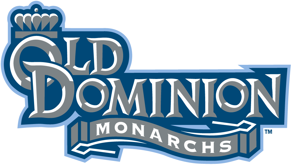 Old Dominion Monarchs 2003-Pres Wordmark Logo v2 iron on transfers for clothing