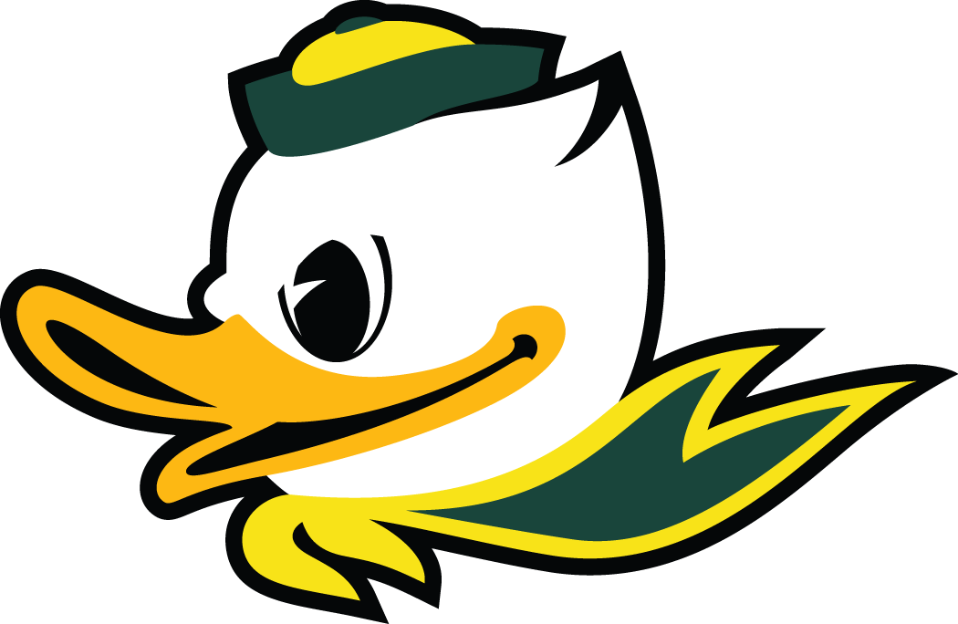 Oregon Ducks 2013-Pres Alternate Logo iron on transfers for clothing