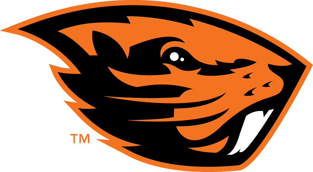Oregon State Beavers iron ons