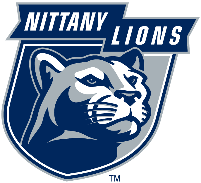 Penn State Nittany Lions 2001-2004 Alternate Logo iron on transfers for clothing