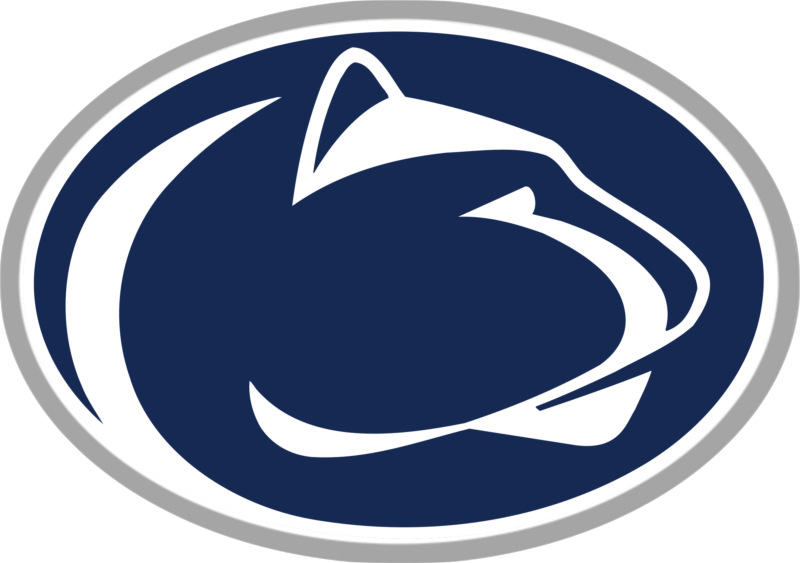 Penn State Nittany Lions 2005-Pres Primary Logo v2 iron on transfers for clothing