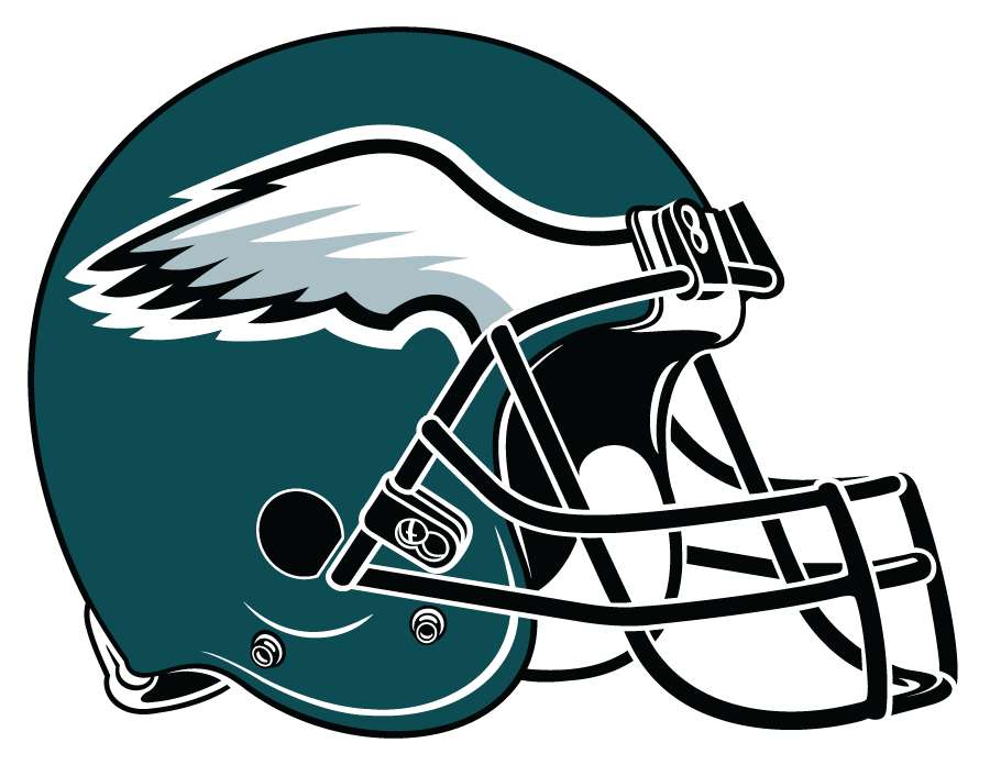Philadelphia Eagles 1996-Pres Helmet Logo iron on tranfers for clothing
