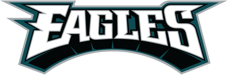 Philadelphia Eagles 1996-Pres Wordmark Logo iron on tranfers for clothing version 2