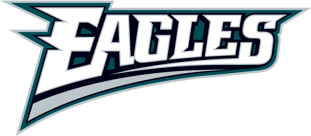 Philadelphia Eagles 1996-Pres Wordmark Logo iron on tranfers for clothing version 3