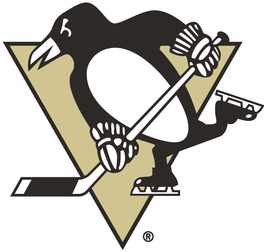 Pittsburgh Penguins 2002-2016 Primary Logo iron on transfers for clothing...
