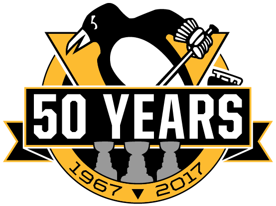 Pittsburgh Penguins 2017 Unused Logo iron on transfers for clothing